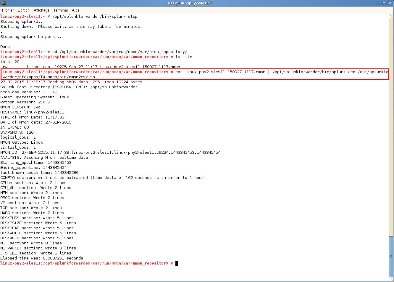 nmon2csv sh / nmon2csv py / nmon2csv pl - Nmon raw data